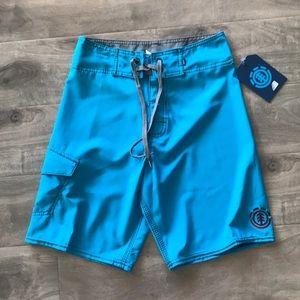 ELEMENT boys board shorts